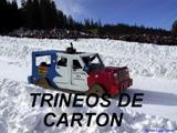 TRINEOS DE CARTON